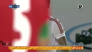فوتبال ساحلی ایران و امارات نیمه سوم ۲-۱