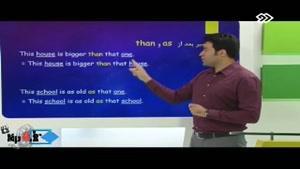 آموزش درس زبان - پرواز کنکوری ها