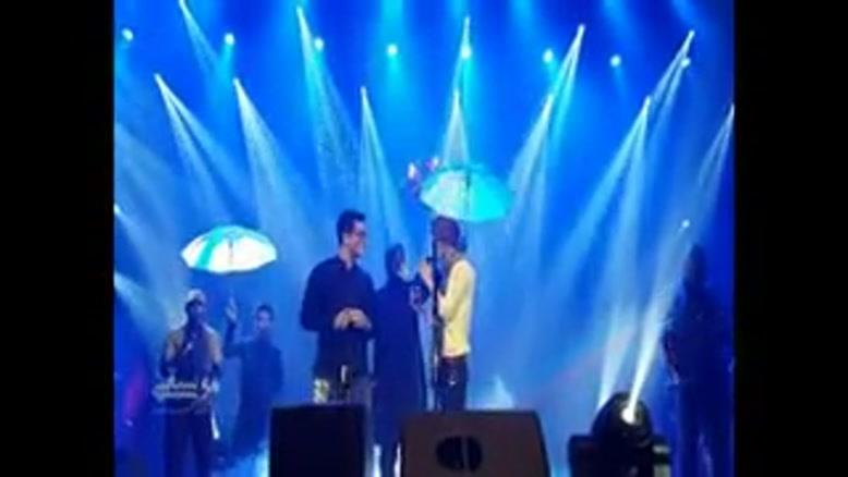 کنسرت مشترک مرتضی پاشایی و محمدرضا گلزار