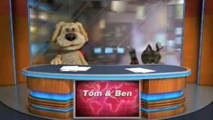 تام و بین سخنگو بسیار جالب