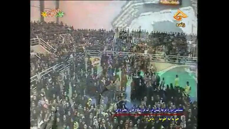 اجرای زنده محمد علیزاده از شبکه تلویزیونی