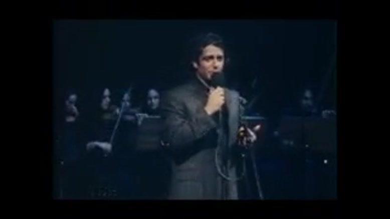 کنسرت زیبای محمدرضا گلزار