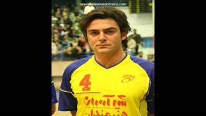 تیم والیبال محمدرضا گلزار