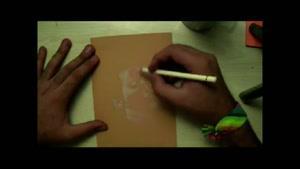 کشیدن عکس بهرام رادان - بسیار زیبا