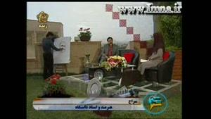 حسام الدین سراج در سیمای شهر