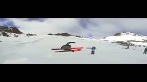 پرش بلند در اسکی
