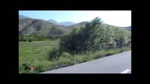 ایرانگردی - طبیعت جاده بلده ، رویان