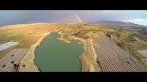سد بهارستان - اوز فارس - جنوب ایران