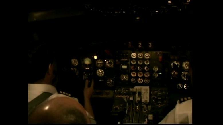 سیمولاتور هواپیمای بوئینگ ۷۲۷