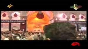 مراسم تعویض پرچم حرم امام حسین علیه السلام