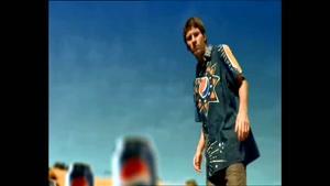 تبلیغات مسی برای نوشابه پپسی