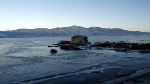 یخ بستن زریبار سال ۲۰۰۸
