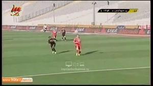 سریعترین گل به خودی تاریخ فوتبال ایران!