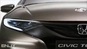 جدیدترین تولید شرکت خودرو سازی honda