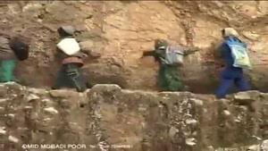 کودکان روستای در زندان