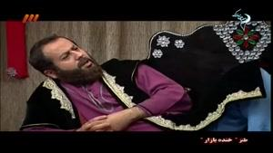 اجرای جالب حریم سلطان در خنده بازار