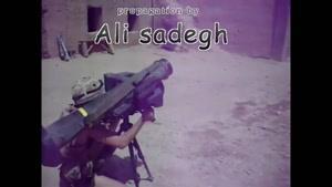 کلیپ خیلی باحال از علی صادقی