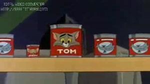 تام و جری ( کنسرو ماهی )