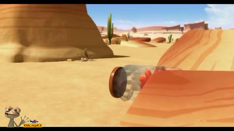 ماجراهای اسکار - این قسمت فلفل قرمز