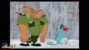 کارتون اوگی و سوسکها - قسمت سربازی رفتن