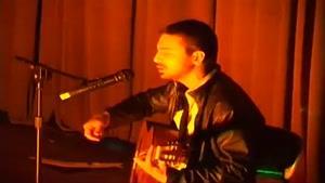اجرای زنده ی امیر عباس گلاب
