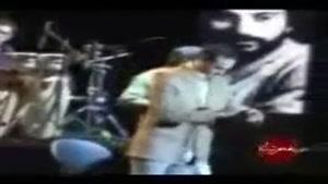 اجرای زنده حمید حامی در جزیره کیش