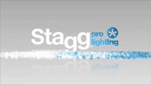 نورپردازی حرفه ای Stagg: لیزر مدل City Beam ۸