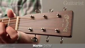 مقایسه گیتار تنگلوود و مارتین (مجله گیتاریست)