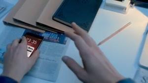 تبلیغات هوآوی اسند میت ۷ علیه اپل