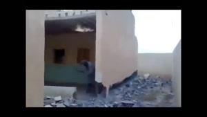 تخریب کردن ساختمان