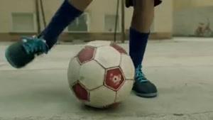 فوتبال خیابانی مسی