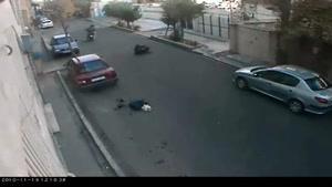 دزدیدن کیف در خیابان