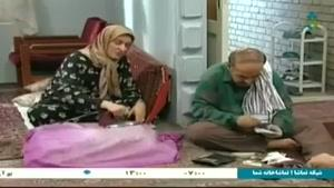 حمام کردن علی صادقی