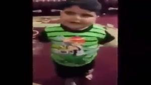 ایول آقا کوچول با رقصش