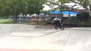 دوچرخه BMX و ورزش