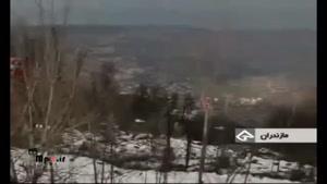 جاذبه های توریستی و گردشگری زمستانی در مازندران