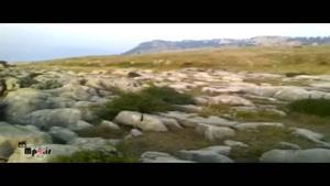 کوه تاریخی قلعه میران استان گلستان - ایرانگردی