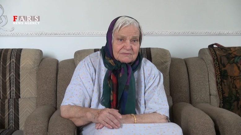 خاطرات زنی که به ایران پناه آورد