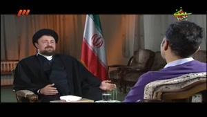 گفتگوی جالب فردوسی پور با سید حسن خمینی