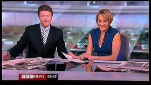 سوتی خنده دار شبکه ی بی بی سی