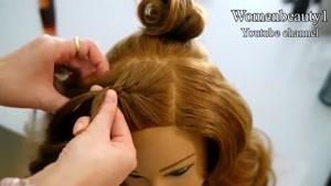 آموزش درست کردن مدل مو