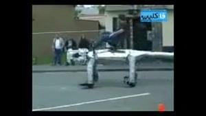 ربات سواری