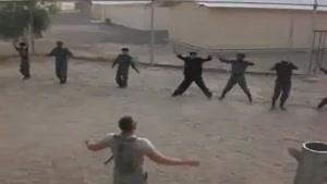 آموزش نظامی به سربازان افغانی
