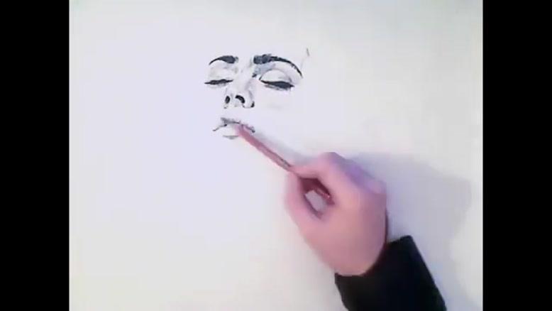 طراحی چهره- Megan Fox