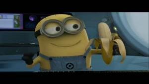 کارتون Despicable Me قسمت Banana