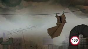 انیمیشن زیبا درباره پدرها