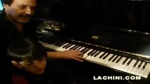 بچه نابغه پیانو