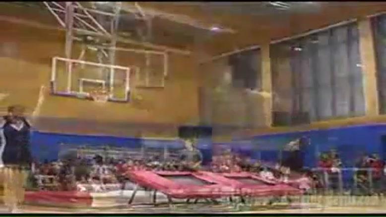 پرشهای نمایشی بسکتبال