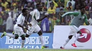 پیش نمایش تیم ملی نیجریه- جام جهانی ۲۰۱۴