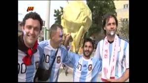 مصاحبه با ایرانی های در برزیل..